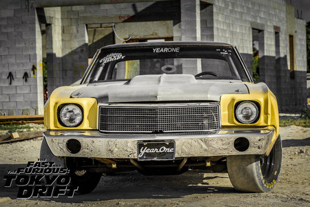 Chevrolet Monte Carlo Fast And Furious 1971 Venta