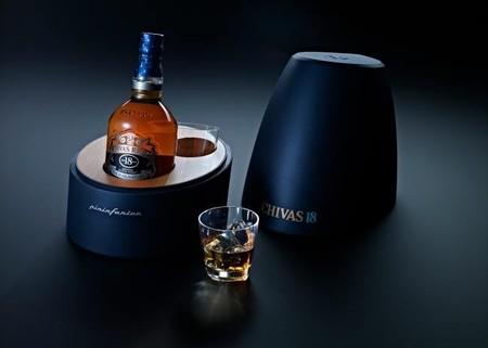 Presentación en Madrid de las ediciones limitadas de whisky Chivas 18 by Pininfarina