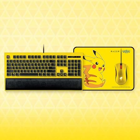 Razer Teclado Mouse Pokemon