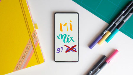 ¿Dirá Xiaomi adiós a la cámara esquinada en el Mi Mix 3 con una retráctil? Parece que sí