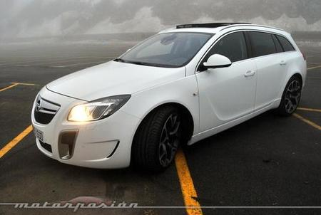 Opel Insignia Sports Tourer OPC, prueba (parte 3)