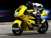 Nuevo récord de velocidad con una moto eléctrica