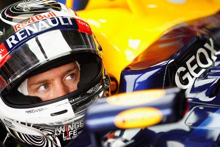 Red Bull niega una extensión en el contrato de Sebastian Vettel