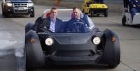 Sólo dos días fueron necesarios para imprimir en 3D un coche totalmente funcional