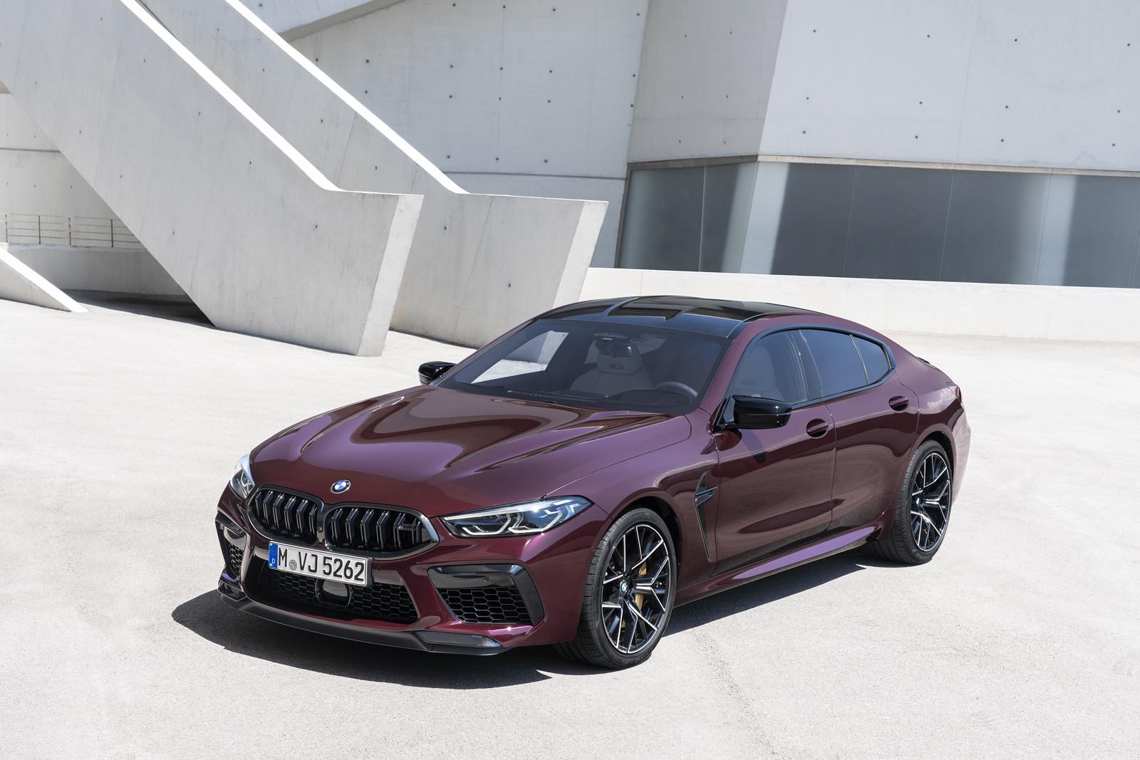 Foto de BMW M8 Gran Coupé 2020 (36/89)