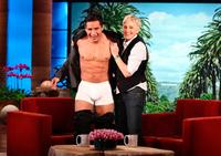 Gracias Ellen DeGeneres por conseguir alegrarnos la vista