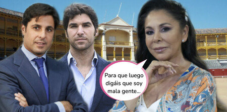 Fran Rivera y Cayetano convencen a Isabel Pantoja: en unos días podrían recuperar los trajes de Paquirri