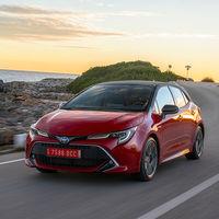 Probamos el Toyota Corolla 2019: con dos motores híbridos de hasta 180 CV y tecnologías Safety Sense de serie