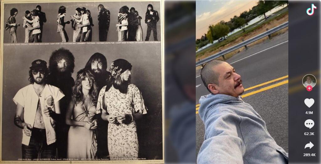 Un vídeo viral de TikTok devuelve una canción de Fleetwood Mac a las listas de éxitos 43 años después de su lanzamiento