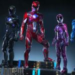 'Power Rangers': primera imagen de los nuevos trajes
