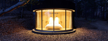 Una mini casa transportable de tan solo 18 m2 en la que disfrutar libremente de la naturaleza