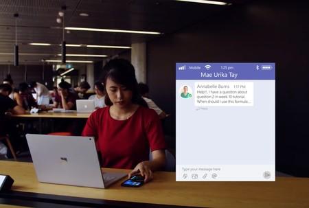 El futuro de Teams de Microsoft podría apostar por el uso de IA y algoritmos para hacer las presentaciones más accesibles