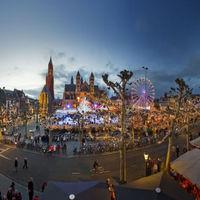 Maastricht, la ciudad más navideña de Holanda