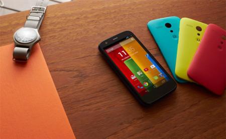 Moto G, toda la información del nuevo Android de Motorola