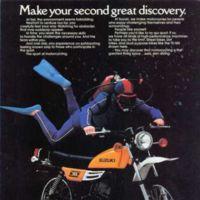 A partir de mayo obligarán a usar equipos de respiración autónomos para circular en moto (Inocentada)