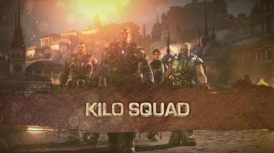 'Gears of War: Judgment' nos presenta al escuadrón Kilo y al Epic Reaper