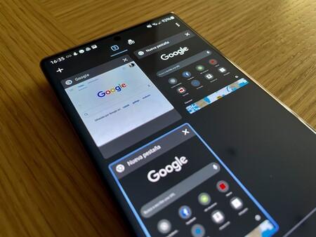 Cómo activar la vista de pestañas en forma de cuadrícula en Chrome para Android en muy pocos pasos
