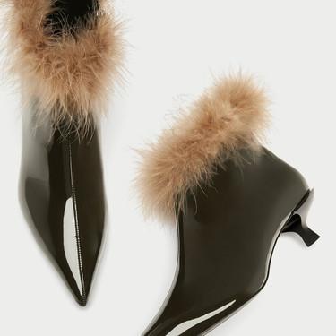 Tendencias Otoño-Invierno 2017/2018: la invasión del calzado de pelo