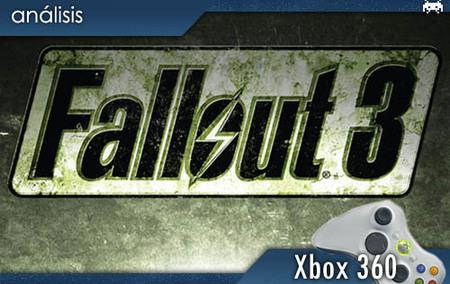 'Fallout 3'. Análisis