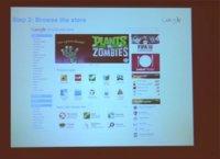 Chrome Web Store aterriza por fin