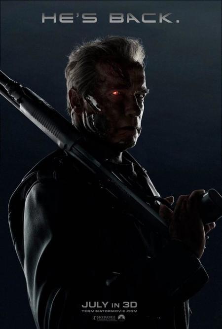 Nuevo cartel de Terminator: Genesis