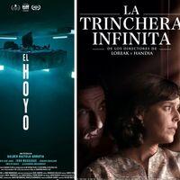 'El hoyo', 'La trinchera infinita' y 'Lo que arde' son las películas españolas preseleccionadas para los Premios Óscar 2021