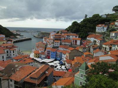 Cudillero, quizás el pueblo costero más bonito de Asturias
