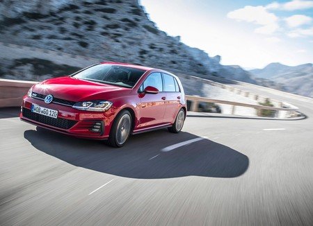 Volkswagen Golf Gti 2017 1600 16