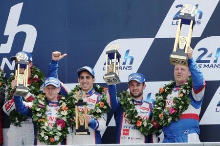Toyota demuestra su potencial en Le Mans, pero sucumbe a la mala suerte