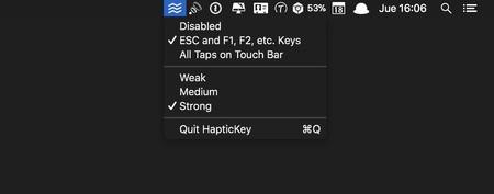 HapticKey