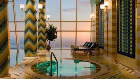hotel burj al arab spa
