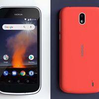 Nokia 1: el colorido equipo de gama baja potenciado con Android Go