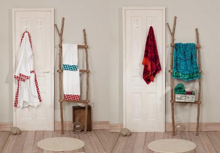 Textiles baño de Desigual