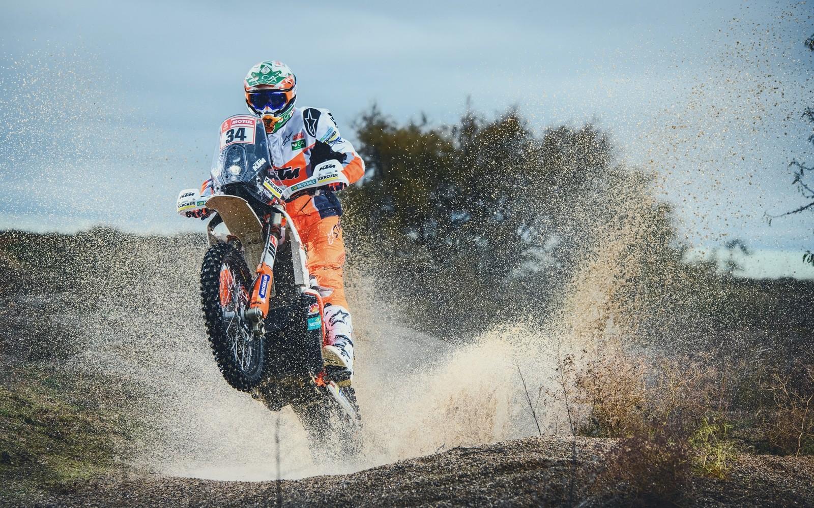 Foto de KTM 450 Rally Dakar 2019 (26/116)