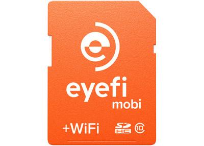 Las nuevas SD Eyefi Mobi nos permitirán subir directamente fotografías a la nube gracias a Eyefi Cloud