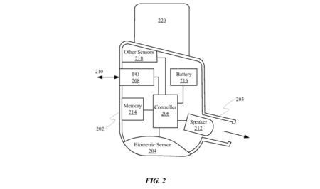 View Sensor Earbud