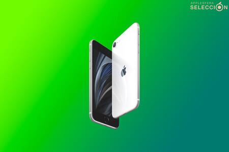 Preciazo mínimo histórico para el iPhone SE en Amazon: rebajaza a 399 euros para la versión de 64 GB