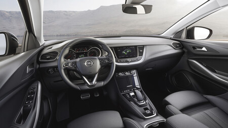 Opel Grandland X Hybrid4 Interior 506696