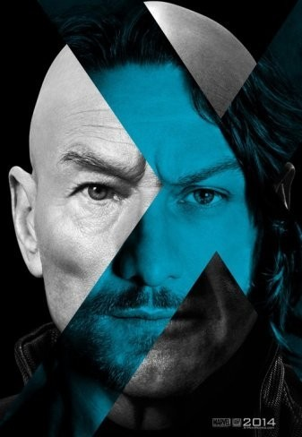 Stewart y McAvoy son Xavier