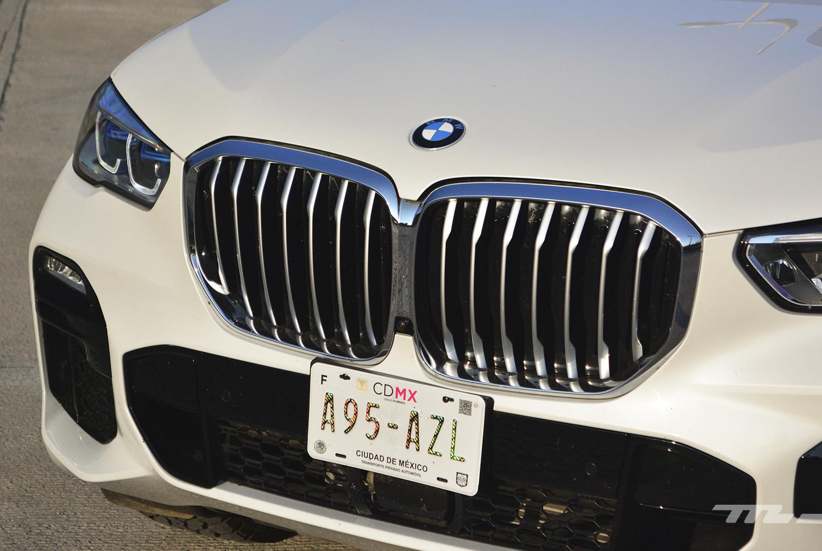 Foto de BMW X5 2019 (prueba) (13/24)