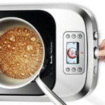 Esta cocina de inducción te permite controlar la temperatura de cocinado con precisión