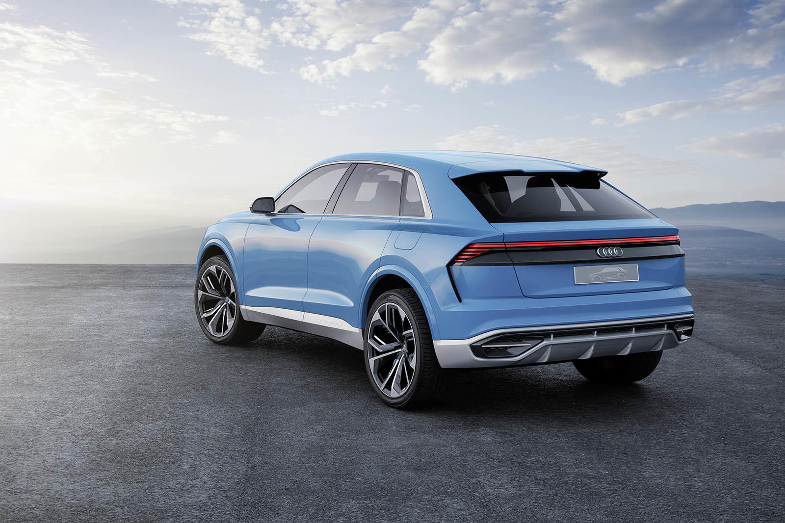 Foto de Audi Q8 Concept (23/39)