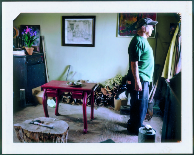 Robert Frank Mabou Kanada 2009 Household Inventory Record 2013
