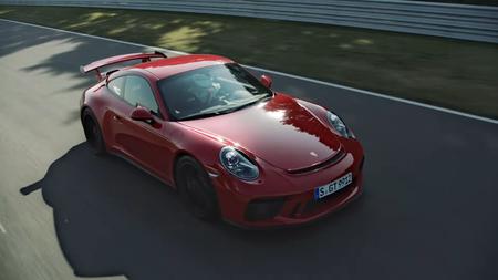 El nuevo Porsche 911 GT3 es tal vez el último 911 con motor atmosférico que se produzca
