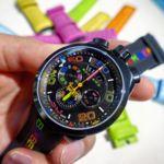 Bolt 68 Rainbow, un crono de Bomberg diseñado para alegrarte la vida con estilo