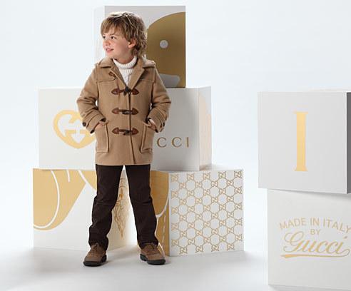 Foto de Especial moda infantil: Ralph Lauren y Gucci, estilo de adultos adaptado a los más pequeños (17/19)