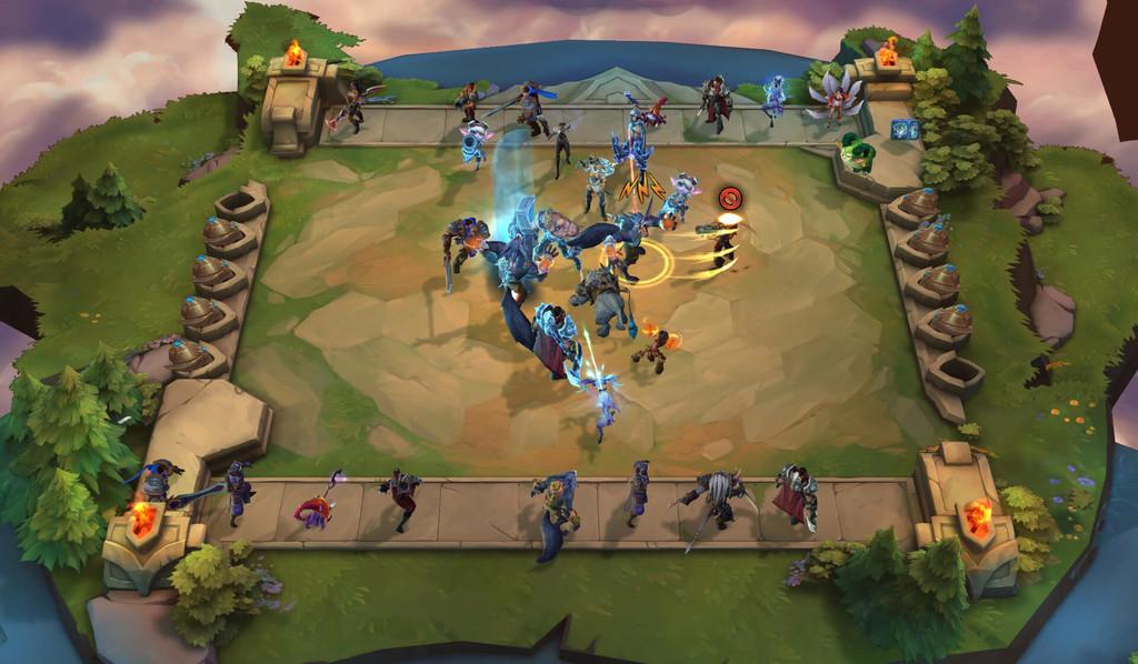 Riot MapleNectar, Product Lead de Teamfight Tactics: