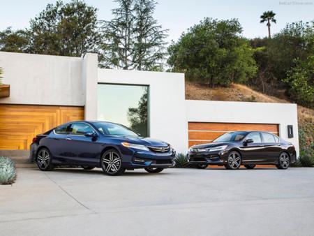 Honda Accord 2016: Precios, versiones y equipamiento en México