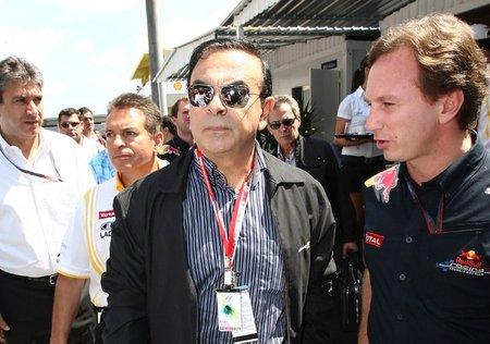 Carlos Ghosn explica las razones para que Renault no vuelva a la Fórmula 1