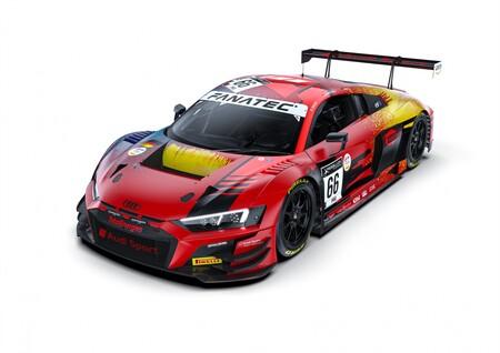 Audi Sport Team Attempto